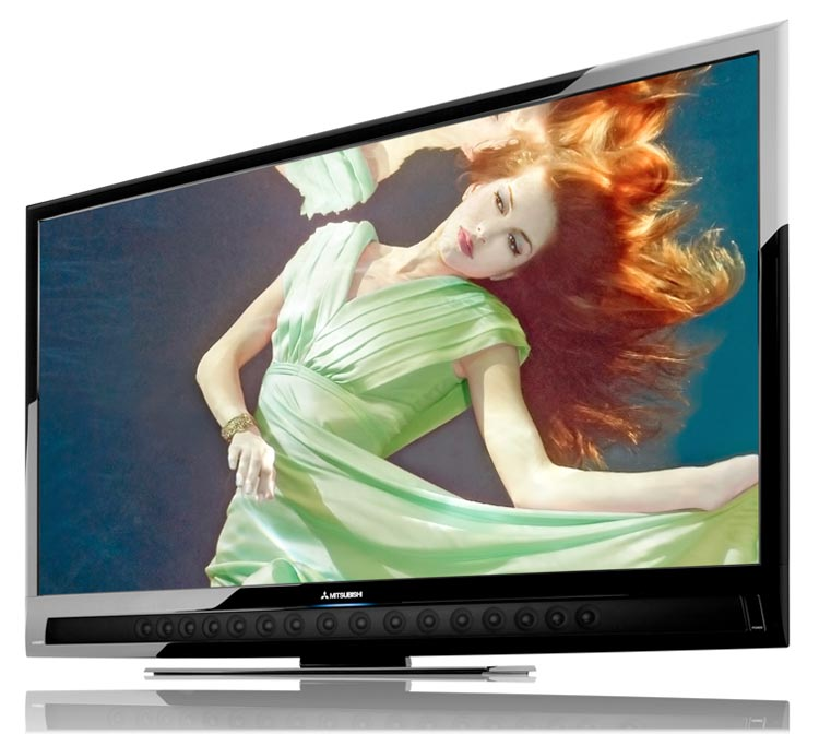 Amazon.com: Mitsubishi Diamond Series LT-46265 46-Inch