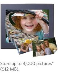 Amazon.com : Kodak Easyshare P725 Digital Frame : Digital
