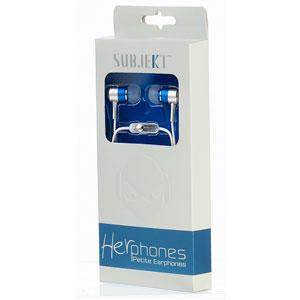 HerPhones Earphones with Microphone