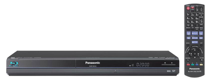 Driver UPDATE: Panasonic DMP-BD85EF Blu-ray Player