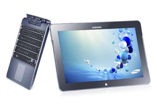 ATIV Smart PC Pro 500T Angled
