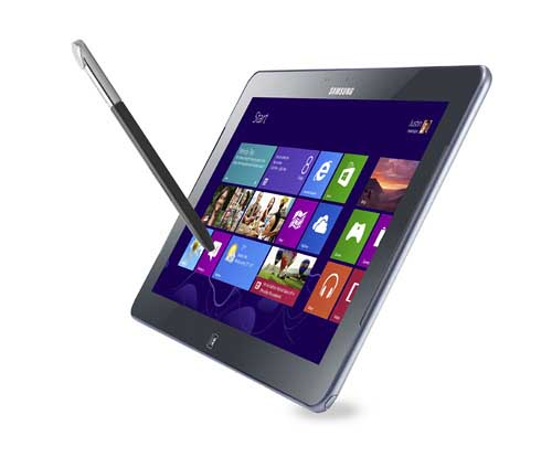 ATIV Smart PC Pro 500T with Win8