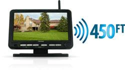 450ft Digital Wireless Technology