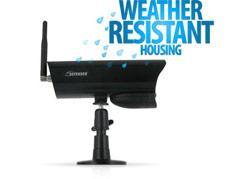 Weather Resistant Camera Housing