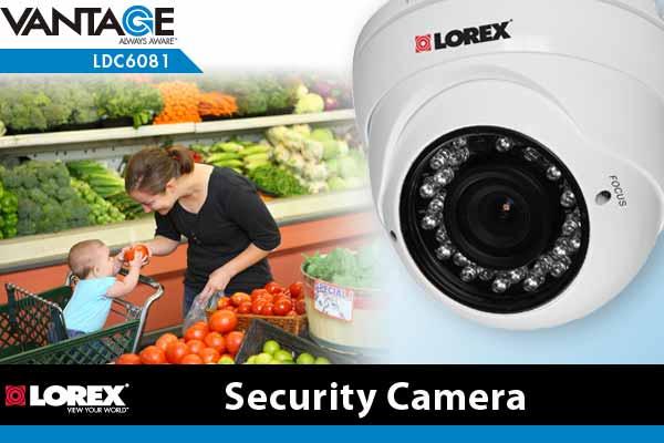 Lorex LIVE SD - Wireless Video Monitoring System - LW2311