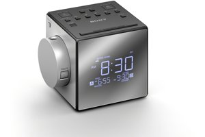 Alarm Clock Radio w/Time Projection