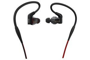 Hybrid, 3-way, In-Ear Headphones