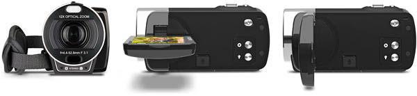 Camileo X200 camcorder