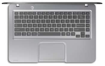 U845 keyboard