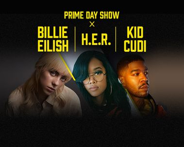 The Prime Day Show is here