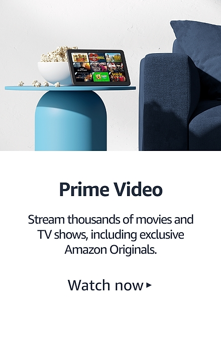 Prime Video  Stream thousands of movies and TV shows, including exclusive Amazon Originals.  Watch now