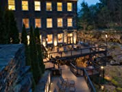 Historic Luxury Mountain Hotel with Decks