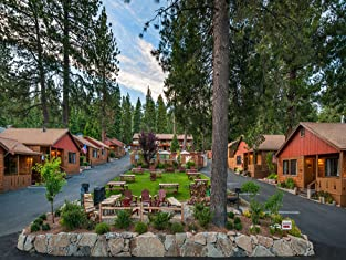 Three Nights at a Beautiful Lake Tahoe Resort