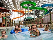 Jay Peak Getaway with Indoor Water Park Passes for Four