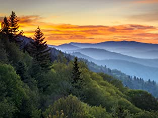One- or Two-Night Smoky Mountain Getaway with Breakfast
