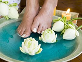 One Spa Pedicure
