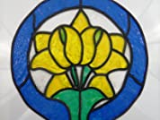 Admission to a Stained Glass Workshop