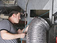 Whole-House Air-Duct Cleaning