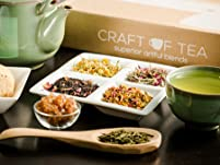Signature Tea Box with Four or Eight Teas