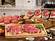 Grass-Fed Organic Steak Assortments