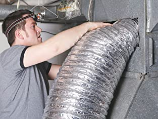 Complete HVAC Cleaning and Dryer-Vent Cleaning