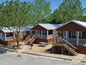 New Braunfels Hill Country Cottage Resort Stay