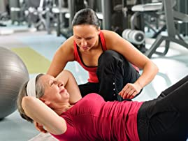 Six 45-Minute Personal Training Sessions with Assessment and More