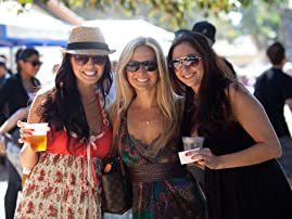 Two Tickets to the Blues and Brews Festival