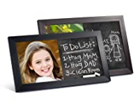 Custom Photo Chalkboard