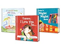 Personalized Children's Book: One, Two, or Three