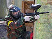 Eight-Hour Paintball Outing for One
