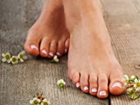 Three Nail Fungus Removal Treatments for up to Five Toes with Consultation Included