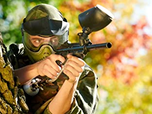 All-Day Paintball Package for Two, Four, Six, or Eight