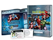 """The Avengers: Black Ops Field Guide"" Personalized Children's Book"