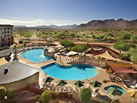 Luxurious Resort with Golf Courses and Spa