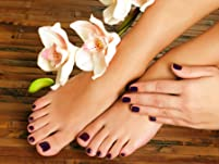 Gel Mani/Pedi or $100 to Spend on Spa Services