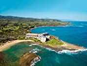 Oceanfront Oahu Stay at Turtle Bay Resort with Unlimited Golf