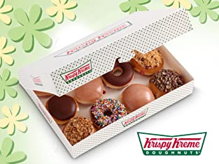 Free Coupon for $3 Off Any Dozen Krispy Kreme Doughnuts