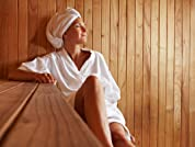 60-Minute Infrared Sauna Session for One
