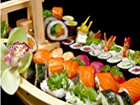 Prix Fixe Lunch for Two at Geisha Sushi & Steakhouse