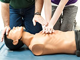 American Heart Association First Aid & CPR/AED Class