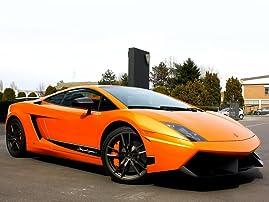 Lamborghini or McLaren Driving Experience
