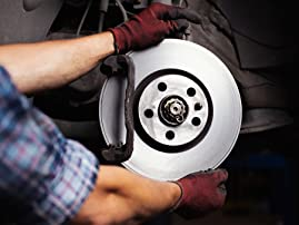 Ceramic Brake Pads with Installation