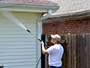 Pressure Washing for up to 2,500 Square Feet