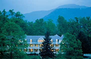 Two-Night Stay at North Carolina Historic Mountain Inn with Breakfast