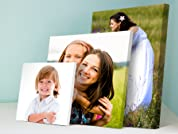 Custom Canvas Prints or Collage Plus Free Shipping
