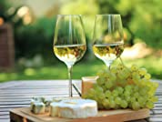 Winery Tour with Cheese and Fruit Platter for Two