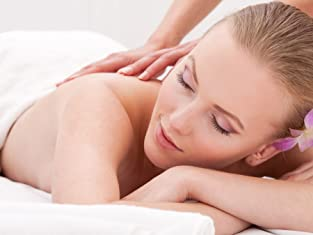 Deep-Tissue Massage or Body Wrap