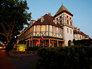 Overnight Country Inn Stay in Solvang with Breakfast and Wine Tasting