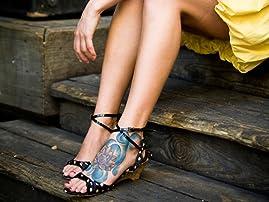 Three Tattoo-Removal Sessions